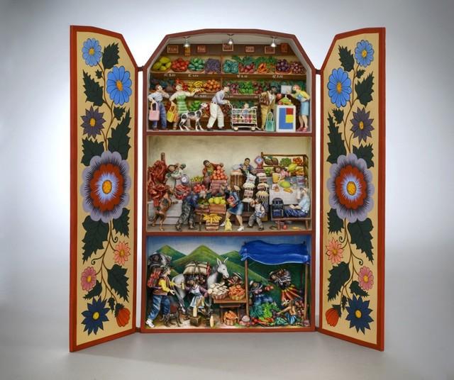 , 'Markets,' , William Siegal Gallery