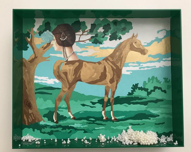 Erica Rosenfeld, 'HORSE-QUEEN', 2019, Heller Gallery