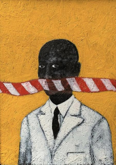 Abe Odedina, 'Bleep', 2019, Ed Cross Fine Art