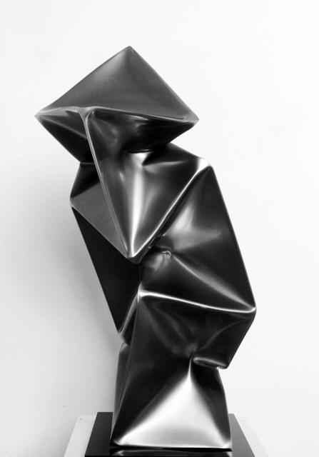 Ewerdt Hilgemann, 'Triple', 2015, Sculpture, Stainless Steel, Hilgemann Art