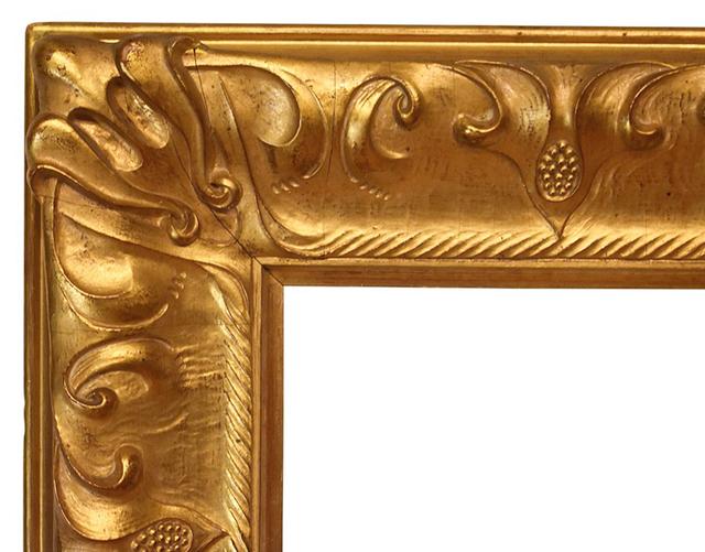 , 'Art Nouveau Metal Leaf Frame, Circa 1930 (16.25x24),' ca. 1930, Susquehanna Antique Company