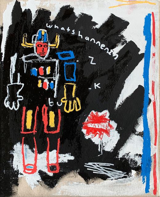 , 'Whats Hannenin,' 2019, Black Book Gallery
