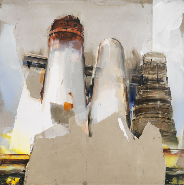 , 'Das Bündnis,' 2013, Tanja Wagner Galerie