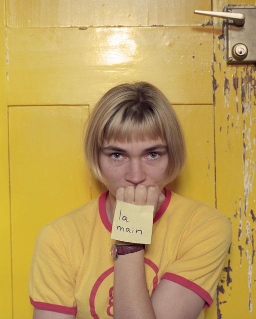 , 'La Main,' 1999, Ama