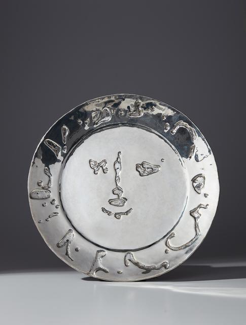 Pablo Picasso, 'Visage larvé (Hidden Face)', 1956-1957, Phillips