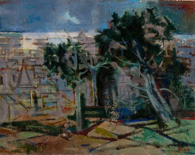 Josef Floch, 'City Park', 1955, Doyle