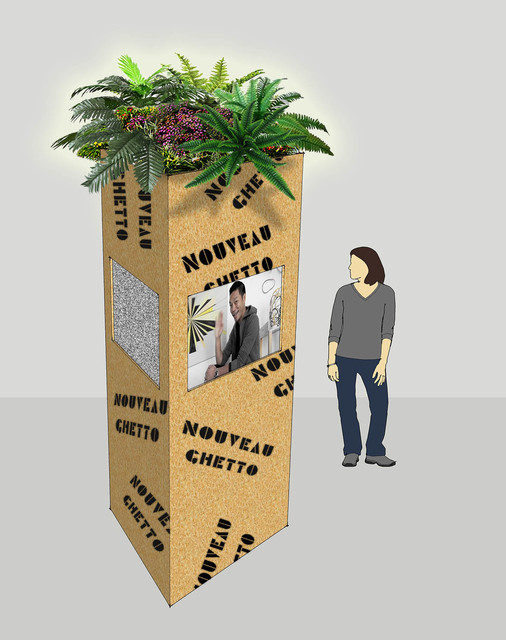 , 'Nouveau Ghetto (Artists Commercials),' 2009, GALERIE QUYNH