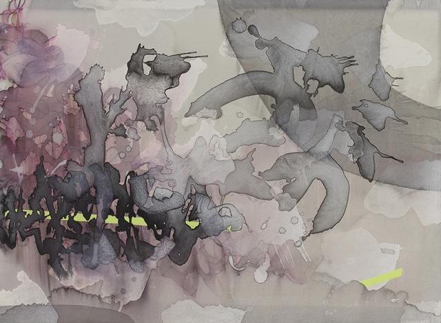 Nishiki Sugawara-Beda, 'Inaugural III', Execute Project