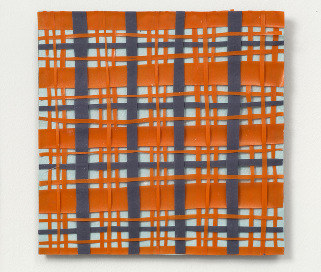 , 'Weaving Painting,' 2016, Laure Genillard