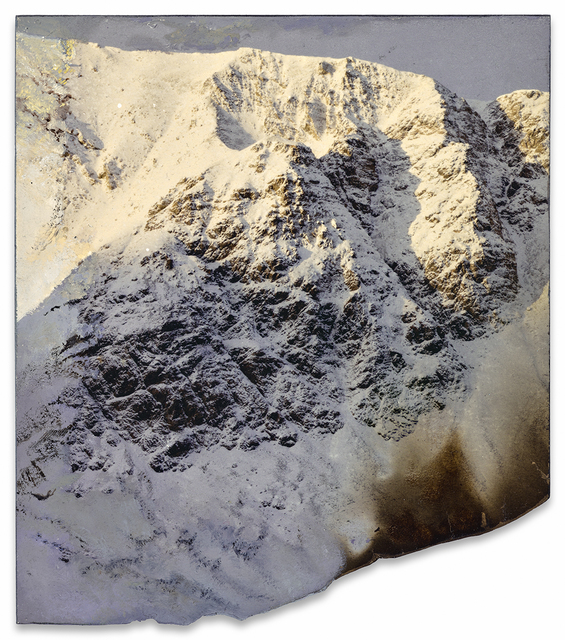 , 'Burn Mountain,' 2016, Miller Yezerski Gallery