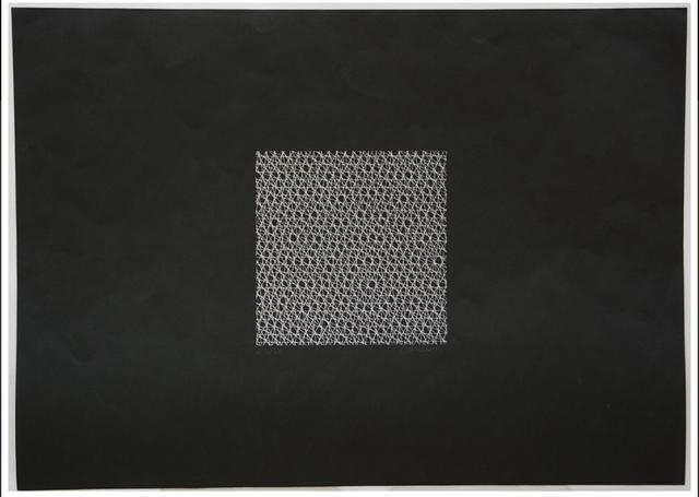 François Morellet, 'Senza titolo', 1980, Glenda Cinquegrana Art Consulting
