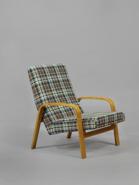 Atelier des Recherches Plastiques (A.R.P), 'Pair of armchairs 1005', 1955, Galerie Pascal Cuisinier