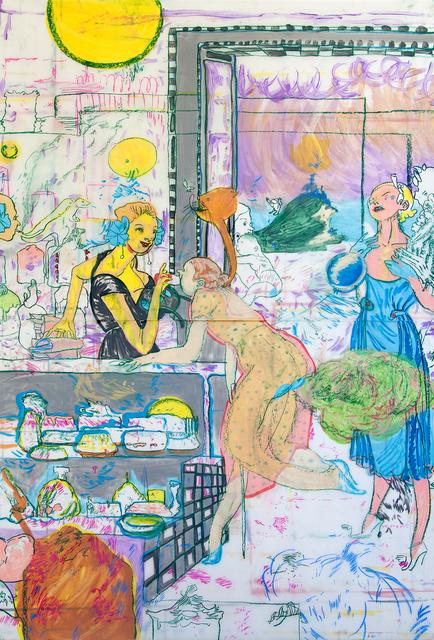 Dasha Shishkin, 'Marianne is Me; Eleanor is Me as I Ought to Be', 2015, Fridman Gallery