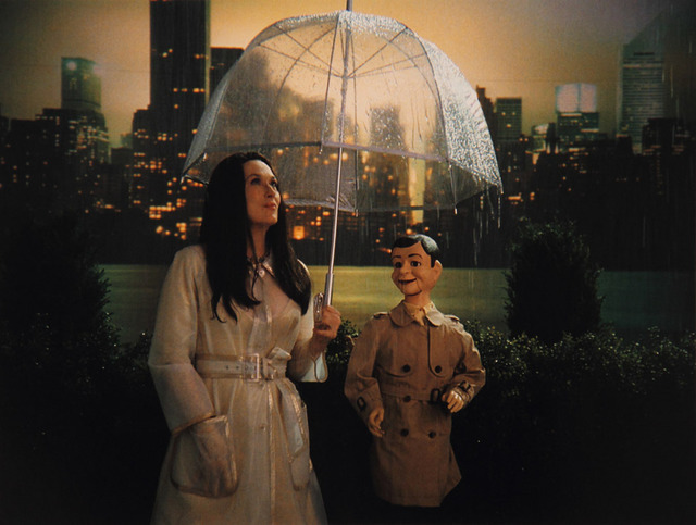 Laurie Simmons, 'The Music of Regret (Meryl, Act 2, Rain)', 2006, Photography, Chromogenic print, ClampArt