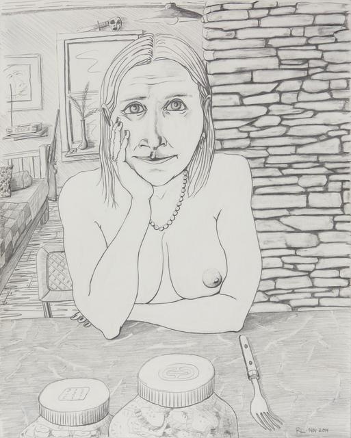 , 'Catskill Lady,' 2014, Lennon, Weinberg