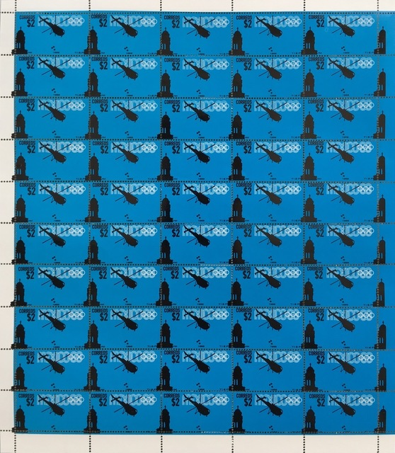 , 'Helicoptero,' 1968, Henrique Faria Fine Art