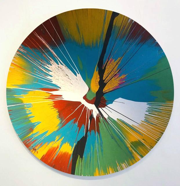 H. Haddock, 'Splash 2', 2019, Tanya Baxter Contemporary