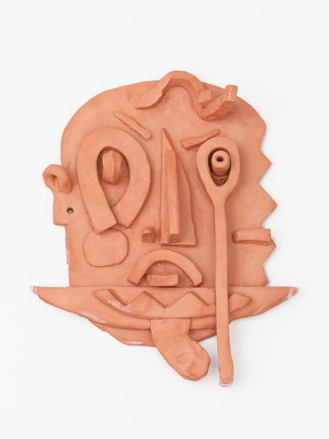 , 'Durango Mask,' 2017, Patrick Parrish Gallery