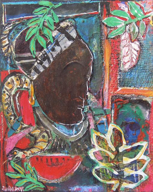 , 'She Wore a Serpent Around Her Neck,' 1999-2005, Greenhut Galleries