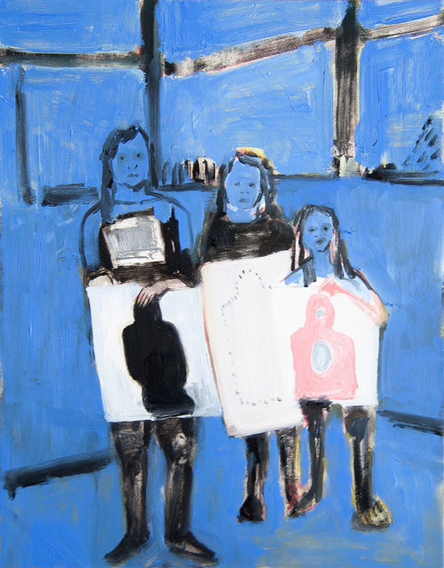 Carla Repice, 'Like mother, like daughter ', 2018, Equity Gallery