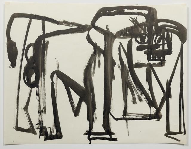 Anthony Caro, 'Bull', 1954, Annely Juda Fine Art