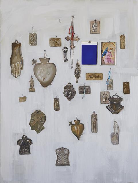 , 'Milagros,' 2018, Andrea Schwartz Gallery