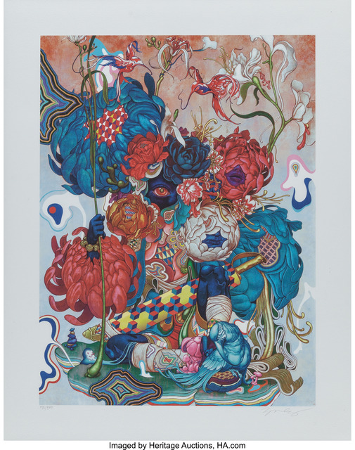 James Jean, 'Maquerade', 2016, Heritage Auctions