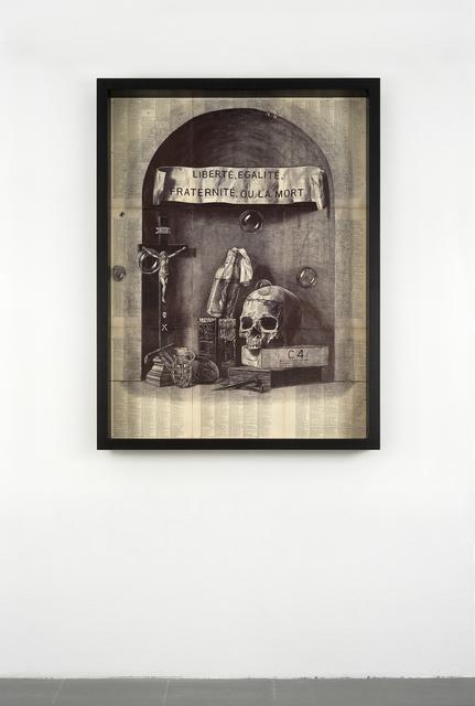 Giuseppe Stampone, 'Untitled', 2018, Eduardo Secci Contemporary
