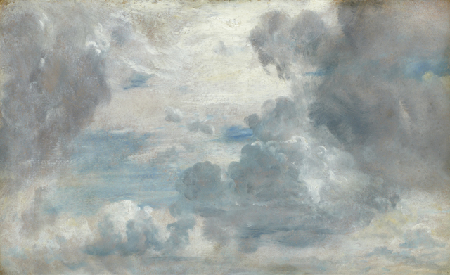 , 'Cloud Study,' 1822, The Frick Collection