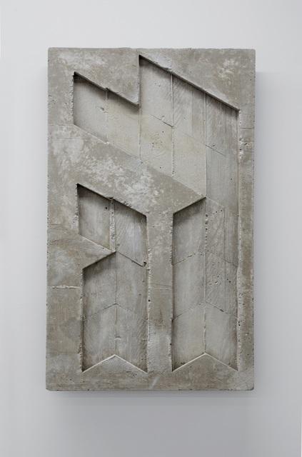 , 'Forging Fears: Order, parallelism, etc.,' 2017, Deweer Gallery