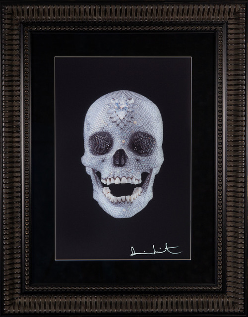 Damien Hirst, 'For The Love Of God Lenticular', 2012, The Drang Gallery