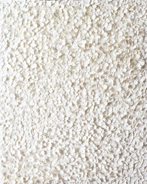 , 'White Cluster,' 2013, Tambaran