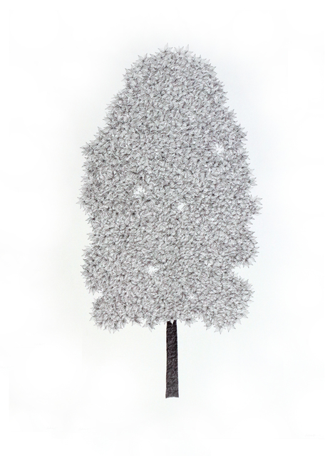 , 'Red Hickory ,' 2019, David Lusk Gallery