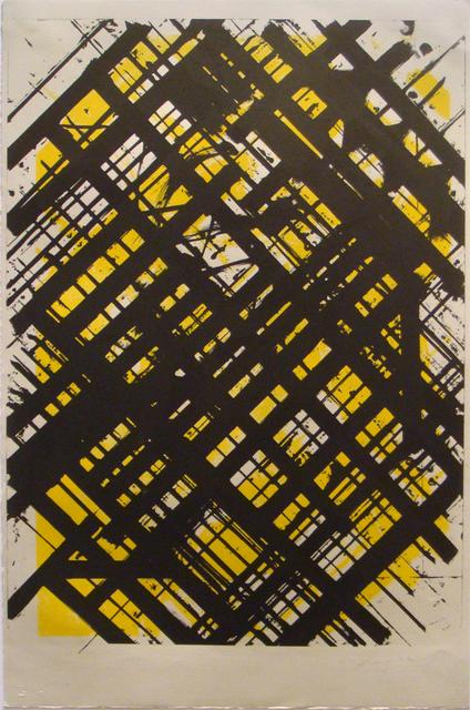 Ed Moses, 'Untitled', 1982, L.A. Louver
