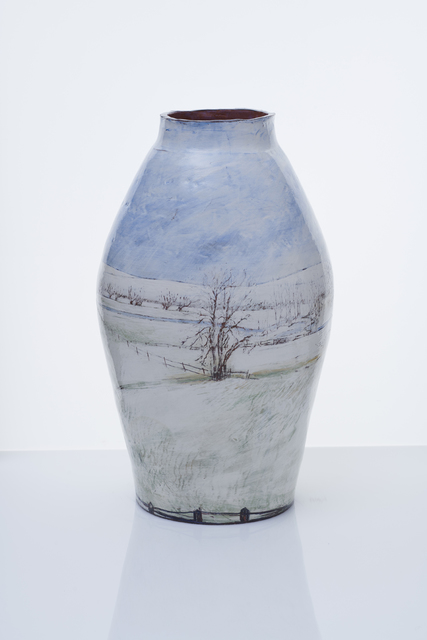 , 'Wootton, Light Snow,' 2018, Zuleika Gallery