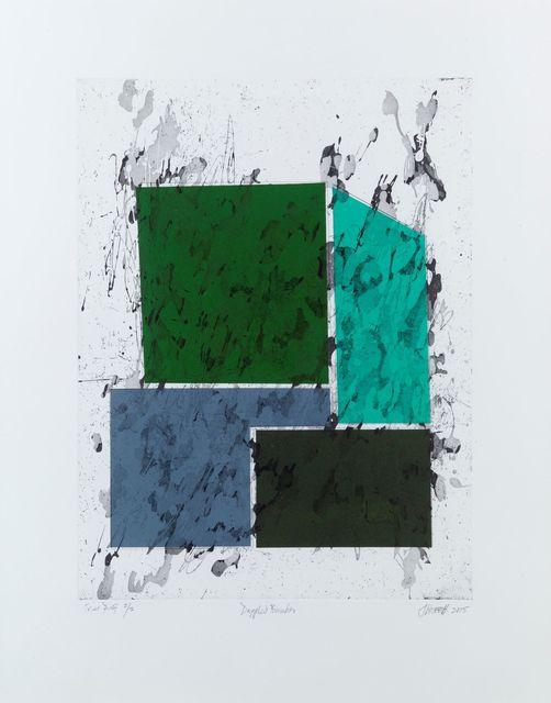 Stephen Hobbs, 'Dappled Bunker Palette Test', 2015, David Krut Projects