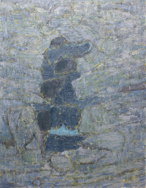 , 'ghost,' 2015, ANNAELLEGALLERY
