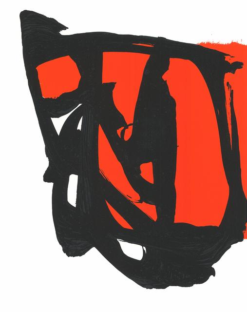 Charline von Heyl, 'PULLED IN BROOKLYN BENEFIT PRINT PORTFOLIO', 2019, International Print Center New York (IPCNY)