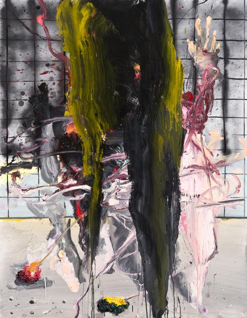 , 'Müdahele II,' 2015, C.A.M Galeri