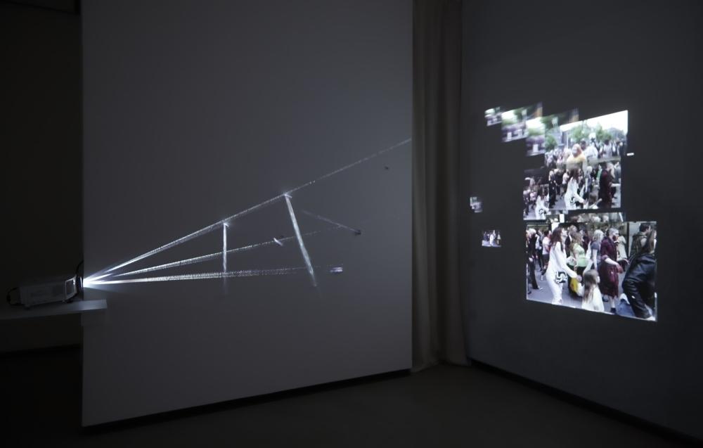 Hanna Haaslahti, Zombie Walk, 2017, installation view