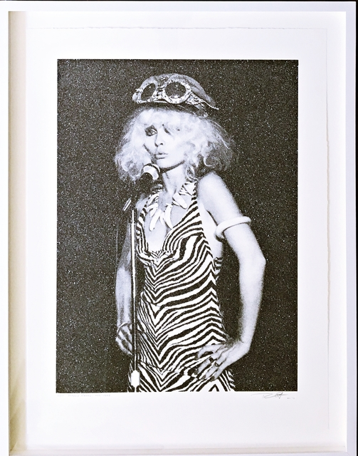 , 'Deborah Harry (Blondie) Max's Kansas City, 1976 ,' 2018, Alpha 137 Gallery