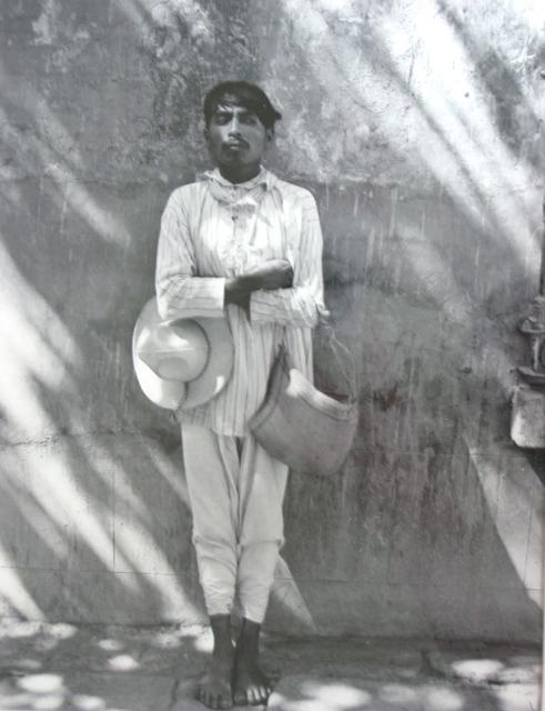 Manuel Álvarez Bravo, 'The Man from Pspantla', 1934-1935, Hyperion Press Ltd.