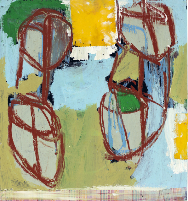 , '# 7,' 2011, Matthew Rachman Gallery