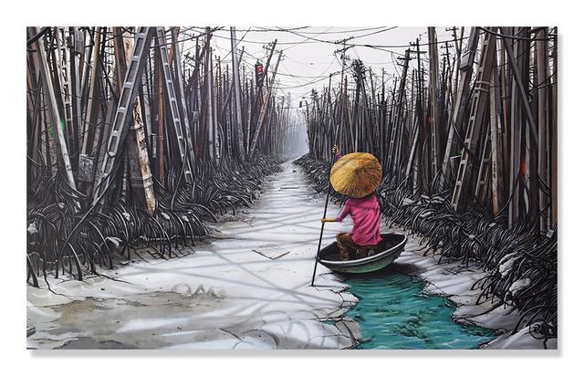 , 'Urban Mangrove ,' 2018, Treason Gallery