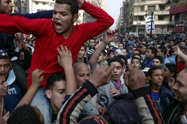 , 'Uprising, Cairo, Egypt,' 2011, Anastasia Photo