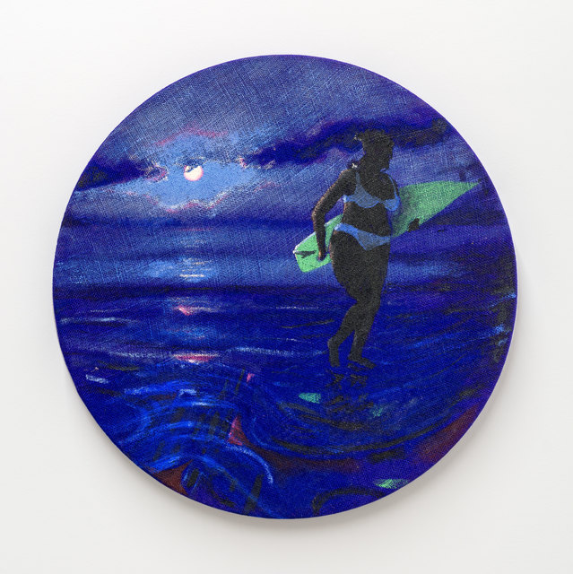 , 'She Borrows Light,' 2017, PROTO Gallery
