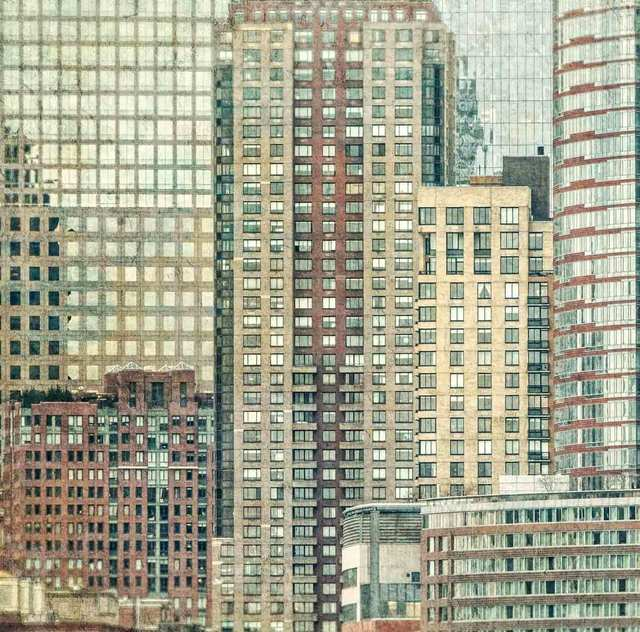 Thomas Hager, 'NYC Architecture Study', 2018, Sears-Peyton Gallery