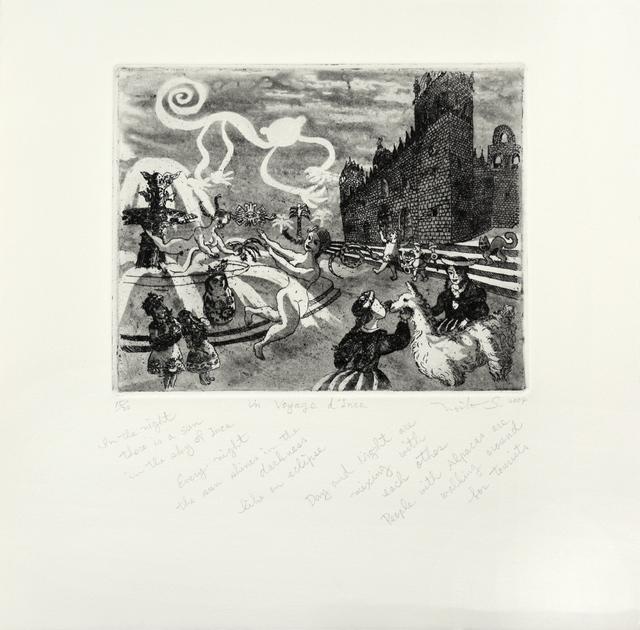 , 'Un Voyage d' Inca III,' 2004, Ronin Gallery