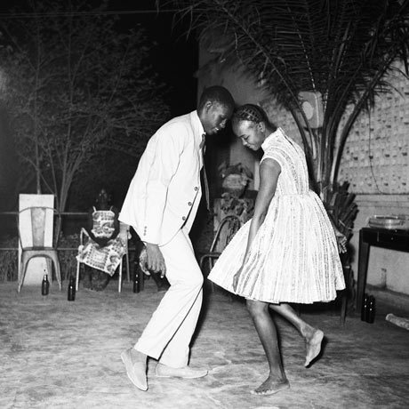Malick Sidibé, 'Christmas Eve, Happy Club', 1963, Mariane Ibrahim Gallery