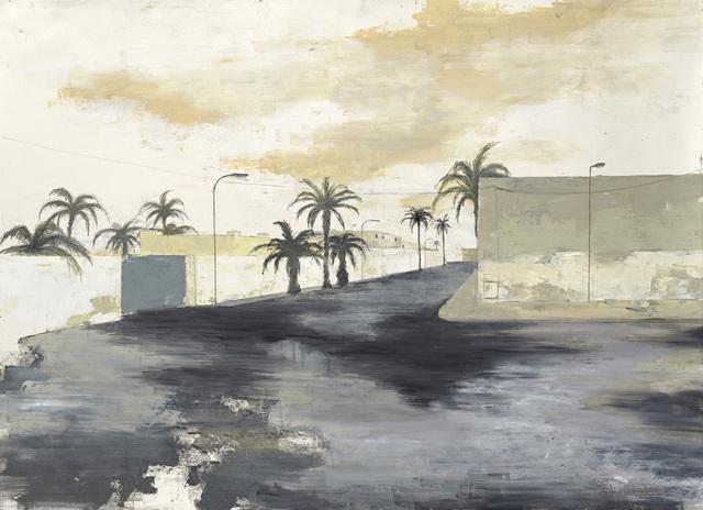 , 'Le port bis,' 2016, Galerie Arcturus